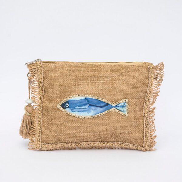 SoLucky FISH CLUTCH BAG ΧΕΙΡΟΠΟΙΗΤΟ bag0005_1.jpg